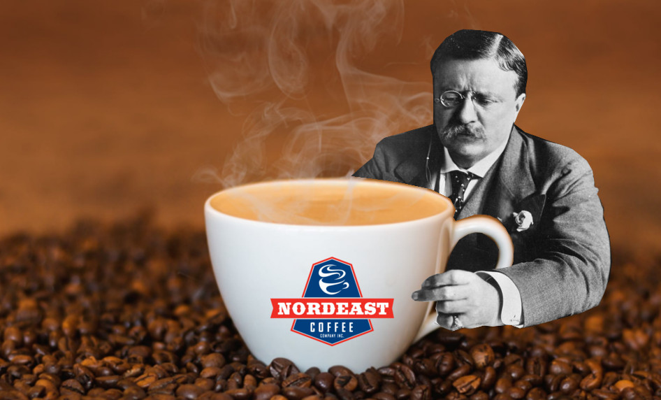 Theodore Roosevelt – The Greatest American Coffee Drinker?
