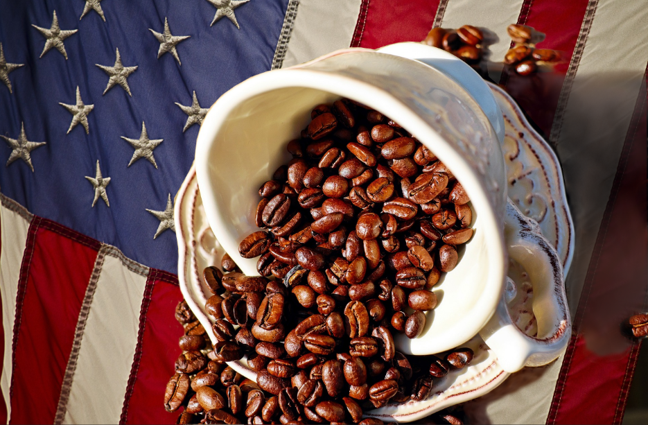 Why Drinking Coffee is Patriotic